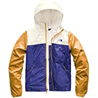b2758e69e7d90 The North Face W Cyclone Jacket Aztec Blue Citrine Yellow Doudoune Femme