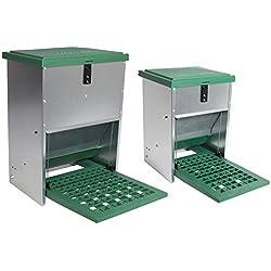 OLBA-feedomatic 5kg voerbak Automatique.