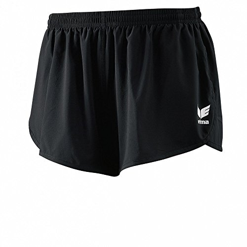 Erima, marathon running shorts Black (Schwarz)