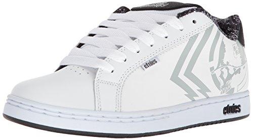 Etnies Metal Mulisha Fader Sneaker weiß/schwarz EU45 Etnies Fader Metal
