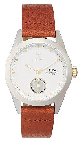 Triwa Aska Leather Strap Women's Watch AKST102SS010212