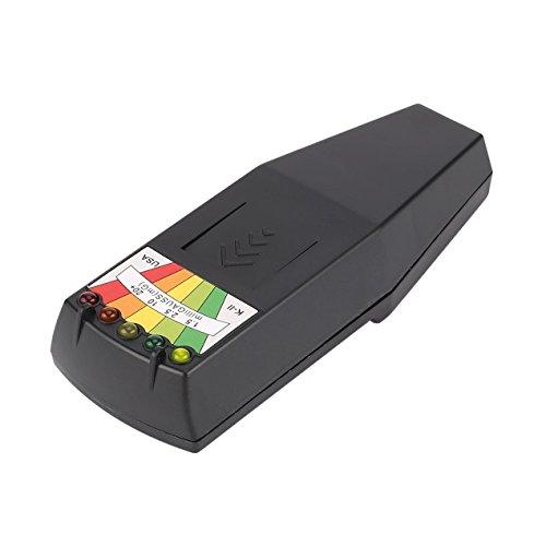 EMF Meter Strahlungs-Detektor, General Hot Elektromagnetische Dosimeter Tester mit LCD-Display, für Übersinnliches Forschung Schädlich Expositionsmaß -