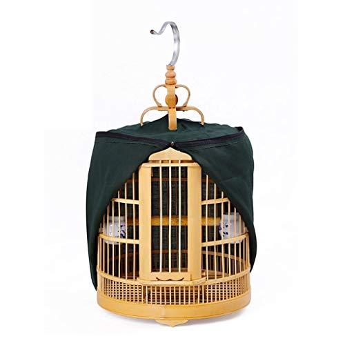 Gabbie per Uccelli di tordo Gabbie per Uccelli di bambù Kerry Birdhouses Fringillidi Gabbia per Uccelli canarino Che appende Una Grande Gabbia per Uccelli (Color : B, Dimensione : Large)