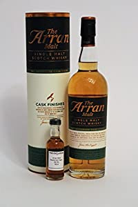 The Arran Malt- Sauternes Cask - 50.0% - *50ml Sample* by The Arran Malt