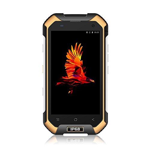 Blackview BV6000 4G 32GB Dual-SIM Violet Black EU