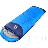 Saco De Dormir Individual (190Cm + 30Cm) Almohadilla para Dormir Al Aire Libre X75cm