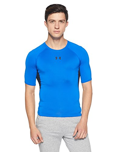 Under Armour Men's UA HG ARMOUR SS Shortsleeve T-Shirt