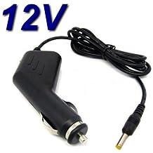Top Cargador * Cargador de Coche 12 V para Reproductor DVD portátil Fuss DV9819 ...
