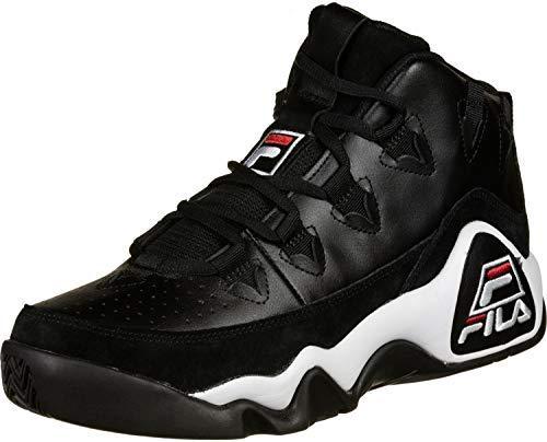 Fila 95 Schuhe Black (Canvas Fila Herren Schuhe)