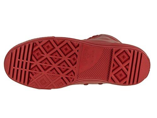 X Star Converse Rot Sneaker All Hightop Damen q44AwEpt