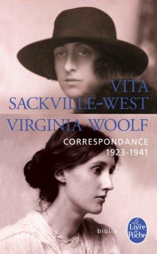 Correspondance 1923-1941 par Vita Sackville-West