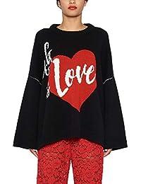 02b1820fa8a5 Dolce E Gabbana - Pull - Femme Noir Noir