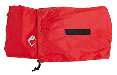Tatonka Regenschutz Poncho 2 red
