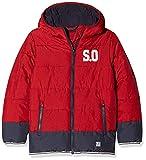 s.Oliver Junior Jungen Jacke 64.810.51.4334, Rot (Red 3580), 128