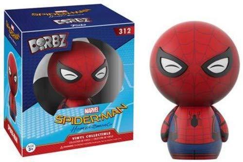Funko-13747 Figura Dorbz Spider-Man, (13747)