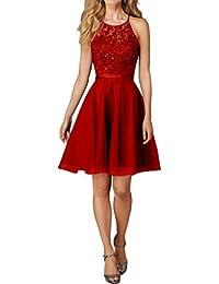 Suchergebnis auf f r rote kleider kurz bekleidung - Rotes kleid amazon ...