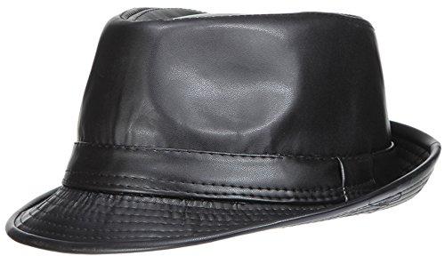 EOZY-Vintage Cappello Jazz Uomo Berretto di Eco
