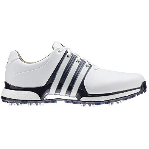 adidas Tour 360 Xt, Scarpe da Golf Uomo, Bianco (Blanco/Negro Bb7923), 41 1/3 EU