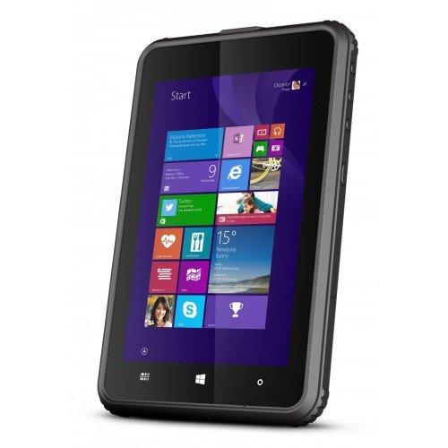 Newland ID nquire 4G 20,3cm Windows 10Rugged IP67rugegd Tablet Computer mit 2D Barcode Scanner, GPS, GPRS, Bluetooth, WiFi Wifi-gprs-gps