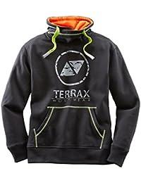 Terrax Damen Softshelljacke ✔ Retroblau ✔ Top Preis ✔ Spitzenqualität ✔ Leicht