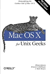 Mac OS X for Unix Geeks 4e