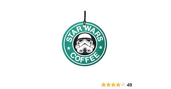 Ali Air Freshener Star Wars Coffee Auto Lufterfrischer Auto