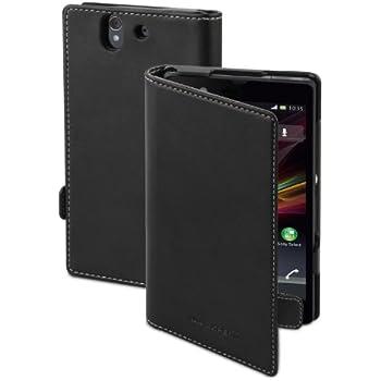 Sony SMA5127B Flip Case für Xperia Z