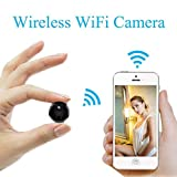 Greetuny Microcamere spia Mini Spy Wireless WiFi Camera Hidden HD 1080P Night Vision IP Security Recorder