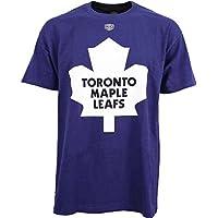 OTH Toronto Maple Leafs Biggie Hockey su ghiaccio NHL maglietta, blu navy, S