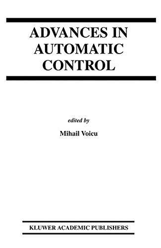 Advances in Automatic Control (The Springer International Series in Engineering and Computer Science)
