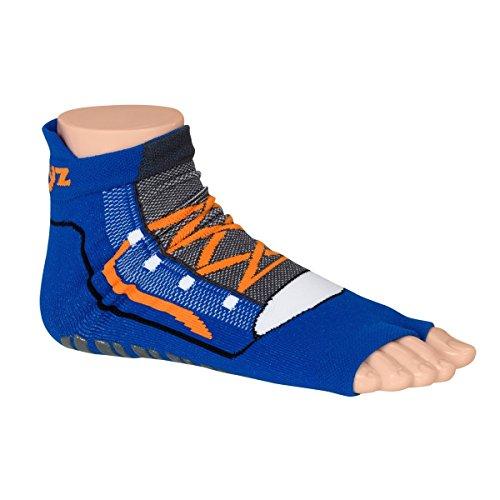 Sweakers® Blue sport Anti-Rutsch Schwimmsocken (35 - 38) (Blue-aqua-socken)