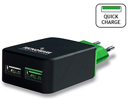 Tecnoware fam17415–Batterieladegerät TECNOWARE 2USB