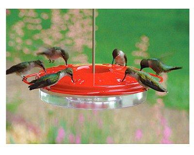 WOODLINK - Classic Hummingbird Feeder, 12-oz.