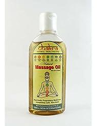 100ml Huile de Massage Chakra Herbal Healthcare