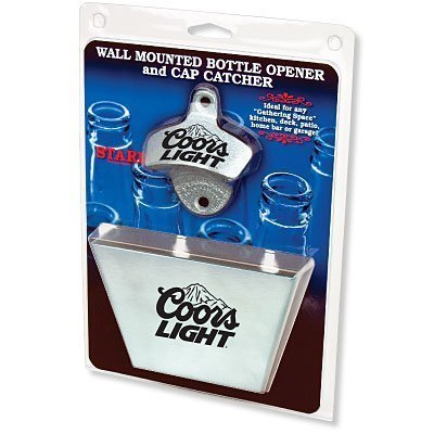 coors-light-bottle-opener-medium-metal-cap-catcher-set-by-starr-brown