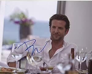 Bradley Cooper Signé Autographe Signé 21cm x 29.7cm affiche de photo
