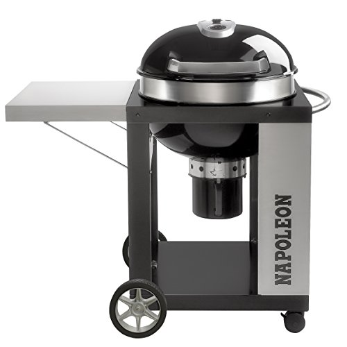 Napoleon Grills nK22CK-c Grill charbon de bois barbecue et grill