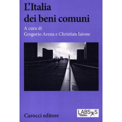 L'italia Dei Beni Comuni