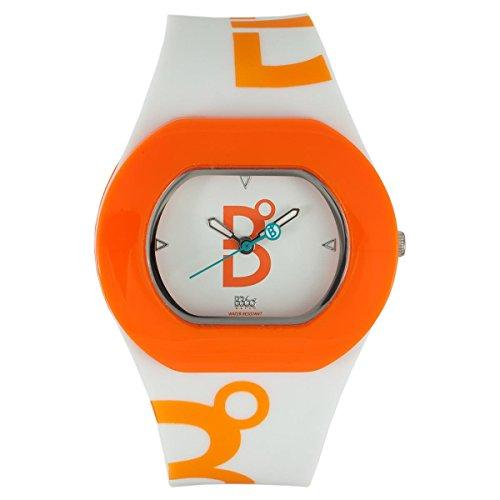 B360 WATCH B COOL White Orange M