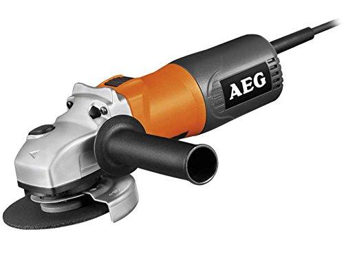 AEG Kleiner Winkelschleifer WS 8-115 S
