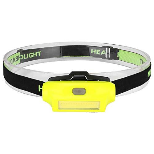 Lampe Frontale En Makalon Mini COB LED Lampe De Poche Rechargeable Super Lumineux Lampe Torche