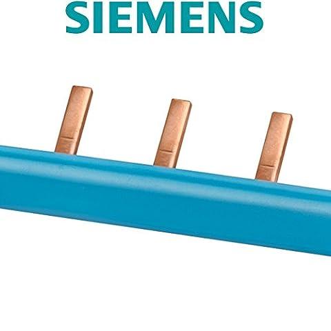 Siemens - Peigne réversible 13 modules Bleu