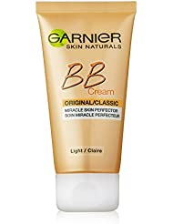 Garnier BB Cream Miracle Skin Perfector 5 in 1, mit Vitamin C, 1er Pack (1 x 50 ml)