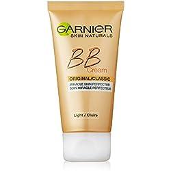 Garnier BB Cream Miracle Skin Perfector 5 in 1, mit Vitamin C, 1er Pack (1 x 50 ml)
