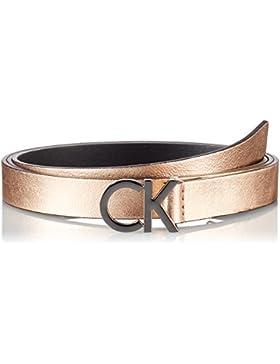 Calvin Klein Damen Gürtel Ck Skinny Waistbelt