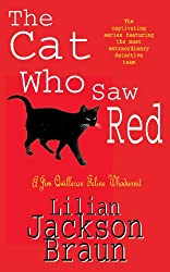 The Cat Who Saw Red (The Cat Who… Mysteries, Book 4): An enchanting feline mystery for cat lovers everywhere (The Cat Who...)