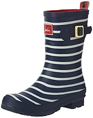 Joules Women S Molly Welly Rain Shoe Buy Online At Low