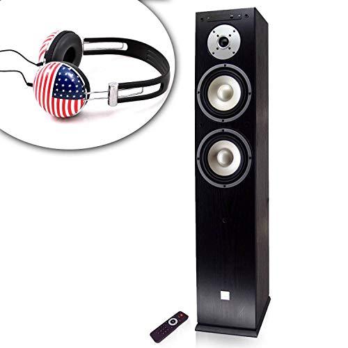 Spalte koda-center USB/SD & Bluetooth-/60W + Kopfhörer soundlab-a081USA
