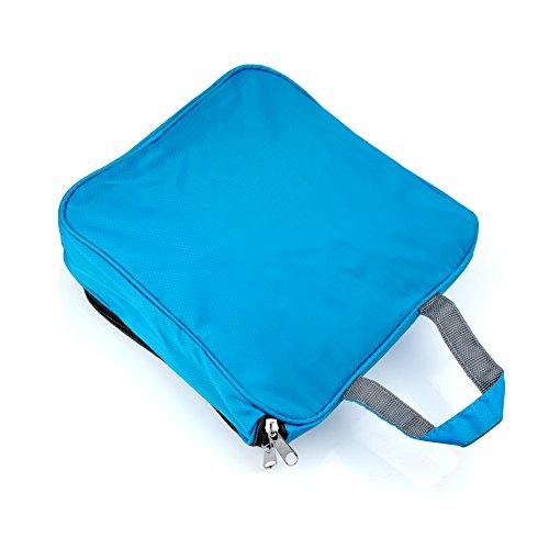 SZTARA Travel Toiletry Bag Organizer   Hanging Portable Travel Bags   Household  Storage Pack   Bathroom ... 45232c45fdf4a