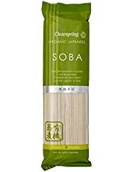 Clearspring Organic Japanese Soba Noodles, 200 g
